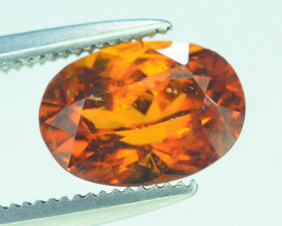 Top Color 1.90 ct Hessonite garnet