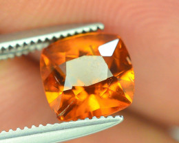 Top Color 1.35 ct Hessonite garnet