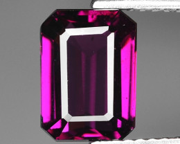 Rare 3.62 Cts Gorgeous Color Grape- Purple Garnet  ~ Mozambique PG29