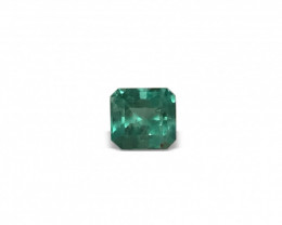 1,35ct  Colombian Natural Emerald Ref 35/43 Colombian Natural Emerald Colom