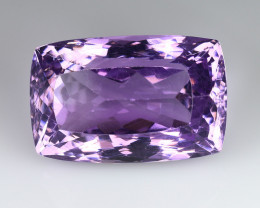 23.95 Ct  Natural Amethyst Top Quality Gemstone. AT 05