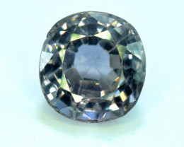 2.90 Carats Natural Gray Color Spinel Gemstone