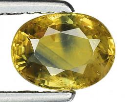 1.02 Ct Yellow Sapphire Top Quality  Gemstone. YS 04