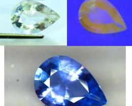 4.60 cts Rare Tenebrescent Scapolite Gemstone
