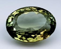 7.25 Crt Prasolite  Natural Gemstones JI37