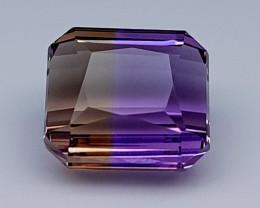 3.55 Crt Bolivian Ametrine Natural Gemstones JI37
