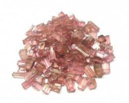 250Ct Natural Tourmaline Facet Rough Parcel
