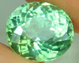 3.74 ct AIG CERTIFIED  Copper Bearing Mozambique Paraiba Tourmaline-PR476