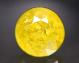0.48Ct Natural Yellow Color Fancy Diamond C0101