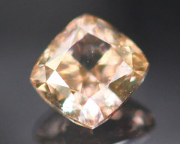 Argyle Pink 0.29Ct Natural Argyle Pink Color Diamond C0105