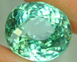 4.04 ct AIG CERTIFIED  Copper Bearing Mozambique Paraiba Tourmaline-PR488