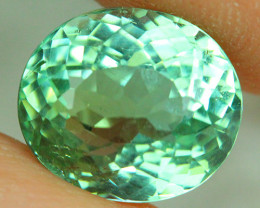 3.85 ct AIG CERTIFIED  Copper Bearing Mozambique Paraiba Tourmaline-PR489