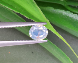 Natural Sapphire 0.48 Cts Faceted Gemstone
