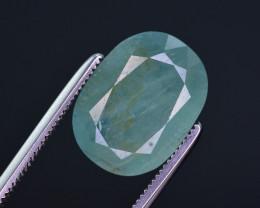 Incredible Color 3.95 Ct  Natural Grandidierite Gemstone