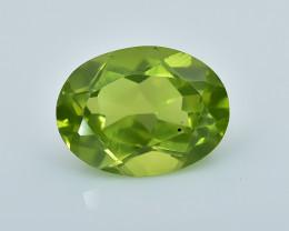 2.09 Crt Peridot Faceted Gemstone (R42)