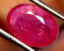2.69 CTS RUBY NATURAL FACETED STONE CG-2748