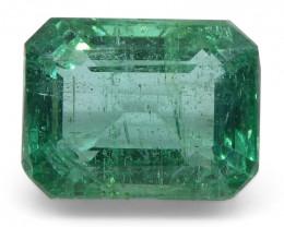 3.05ct Emerald Cut Emerald