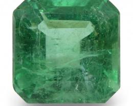 1.5ct Emerald Square