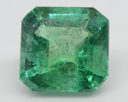 1.3ct Emerald Square