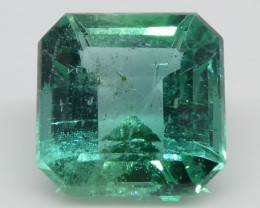 1.44ct Emerald Square