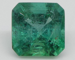 0.95ct Emerald Square