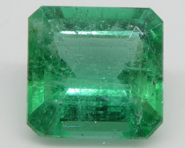 1.1ct Emerald Square
