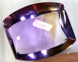 14.5 CTS  NATURAL AMETRINE FACETED GEMSTONE BG-387