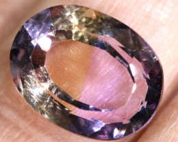 7 CTS  NATURAL AMETRINE FACETED GEMSTONE BG-389