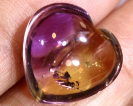 13.60 CTS  NATURAL AMETRINE FACETED GEMSTONE BG-396
