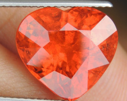 10.25cts  Spessartite,  Untreated