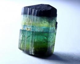 24.00 Cts Beautiful, Superb  Blue Tourmaline Crystal