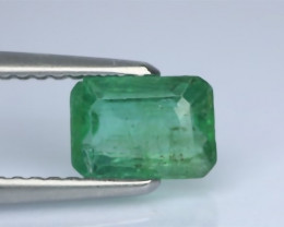 Natural Colombian Emerald - 1.02