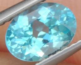 1.19cts Neon Apatite,  Jaw Dropping Luster
