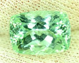 NR 11.50 cts Green Spodumene Gemstone