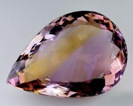 22.32 Ct Natural Ametrine Top Quality Gemstone. AM 15