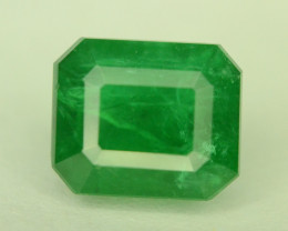 3 CT NATURAL GREEN  EMERALD