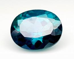 4.45 Crt Green Topaz coated Natural Gemstones JI38