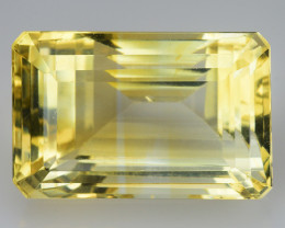 21.94 Ct Natural Citrin Top Quality Gemstone CT 13