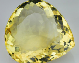 17.08 Ct Natural Citrin Top Quality Gemstone CT 16