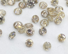 2.44ct  Diamond Parcel , 100% Natural Untreated