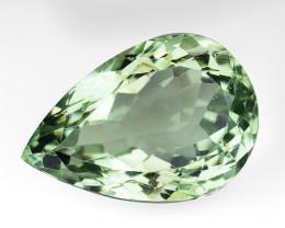 11.15 Ct Natural Prasiolite Top Quality Gemstone. PL 10