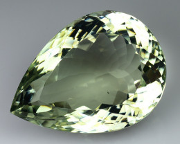 24.66 Ct Natural Prasiolite Top Quality Gemstone. PL 11