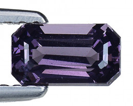 0.84 Ct Natural Spinel Sparkiling Luster Gemstone. SP 03