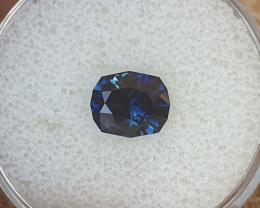 1,68ct Blue Sapphire - Master cut!