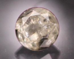 0.42Ct Natural Fancy Grey Color Diamond D0406