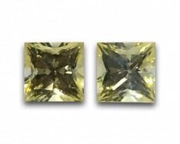 Natural Yellow Sapphire  Loose Gemstone New  Sri Lanka