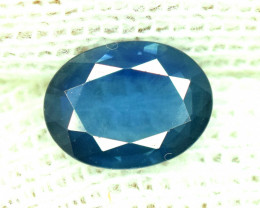 NR Auction - 1.20  Carats Gorgeous Color Royal Blue Sapphire