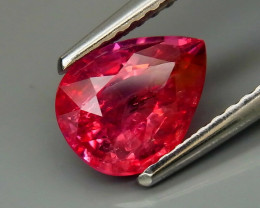 CGL Certified Natural Ruby - 1.60 ct