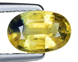 0.96 Ct Yellow Sapphire Top Quality  Gemstone. YS 18