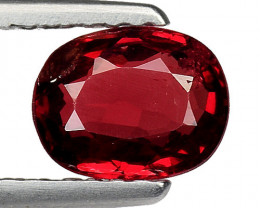 0.98 Ct Natural Spinel Sparkiling Luster Gemstone. SP 17